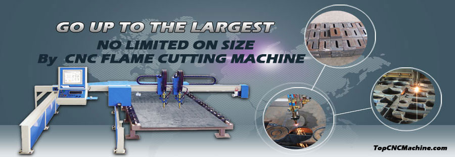 CNC-flame-cutting-machine