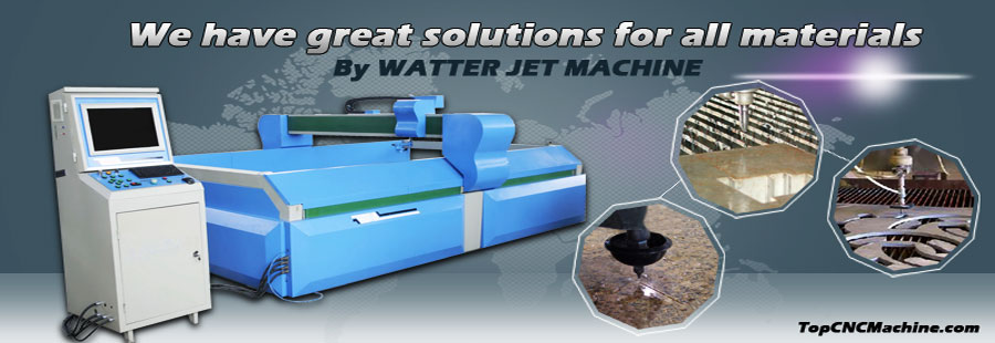WATTERJET-MACHINE